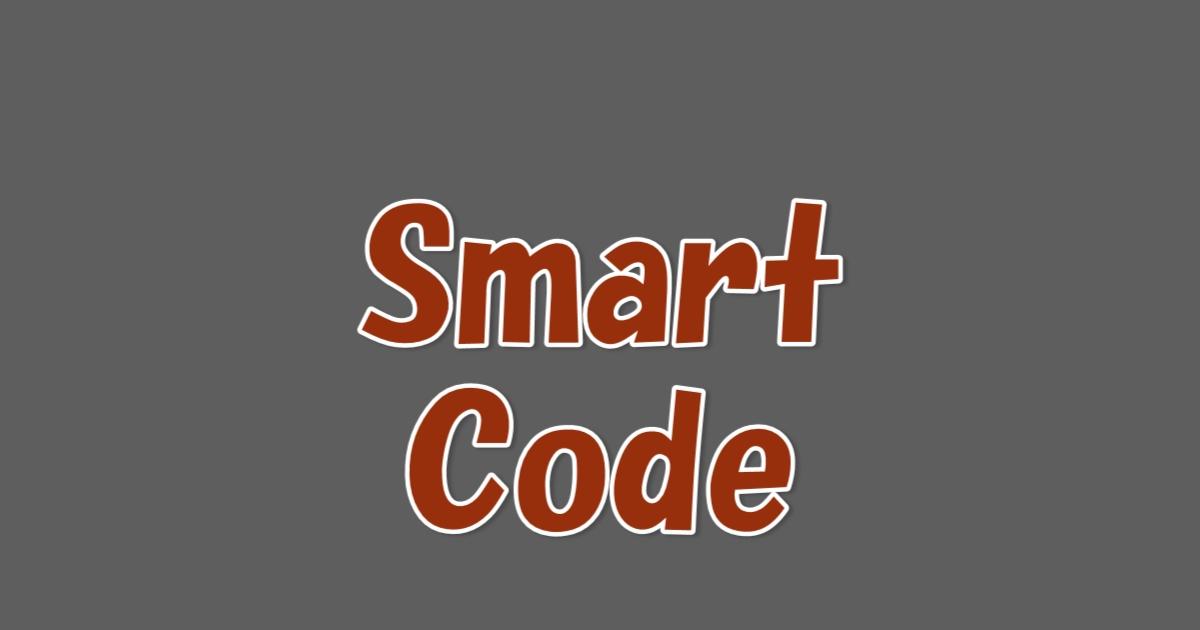 Smartcode導入