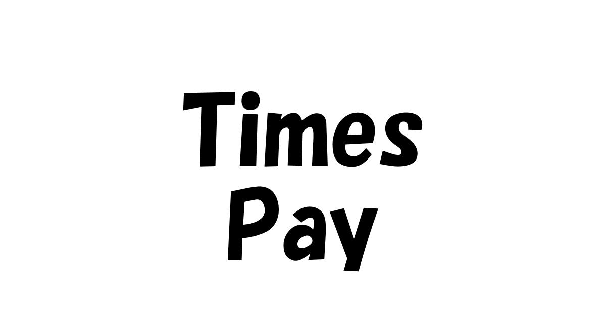 TimesPay導入