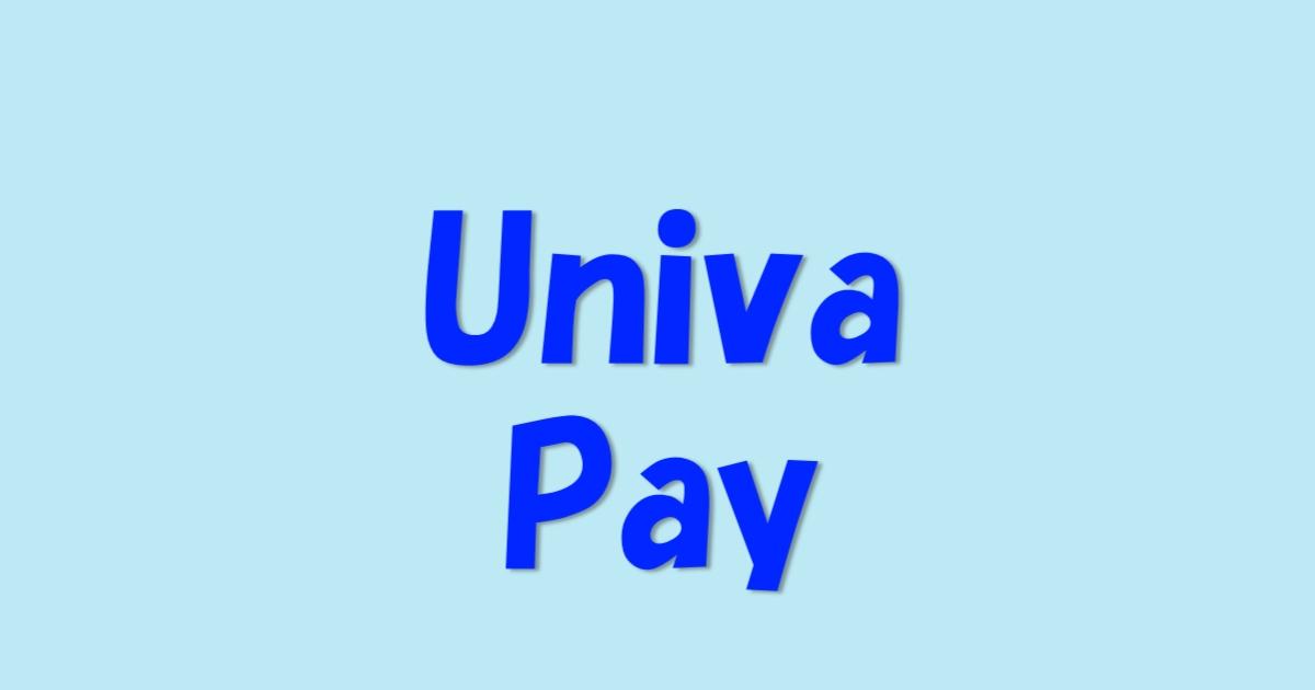UnivaPay導入