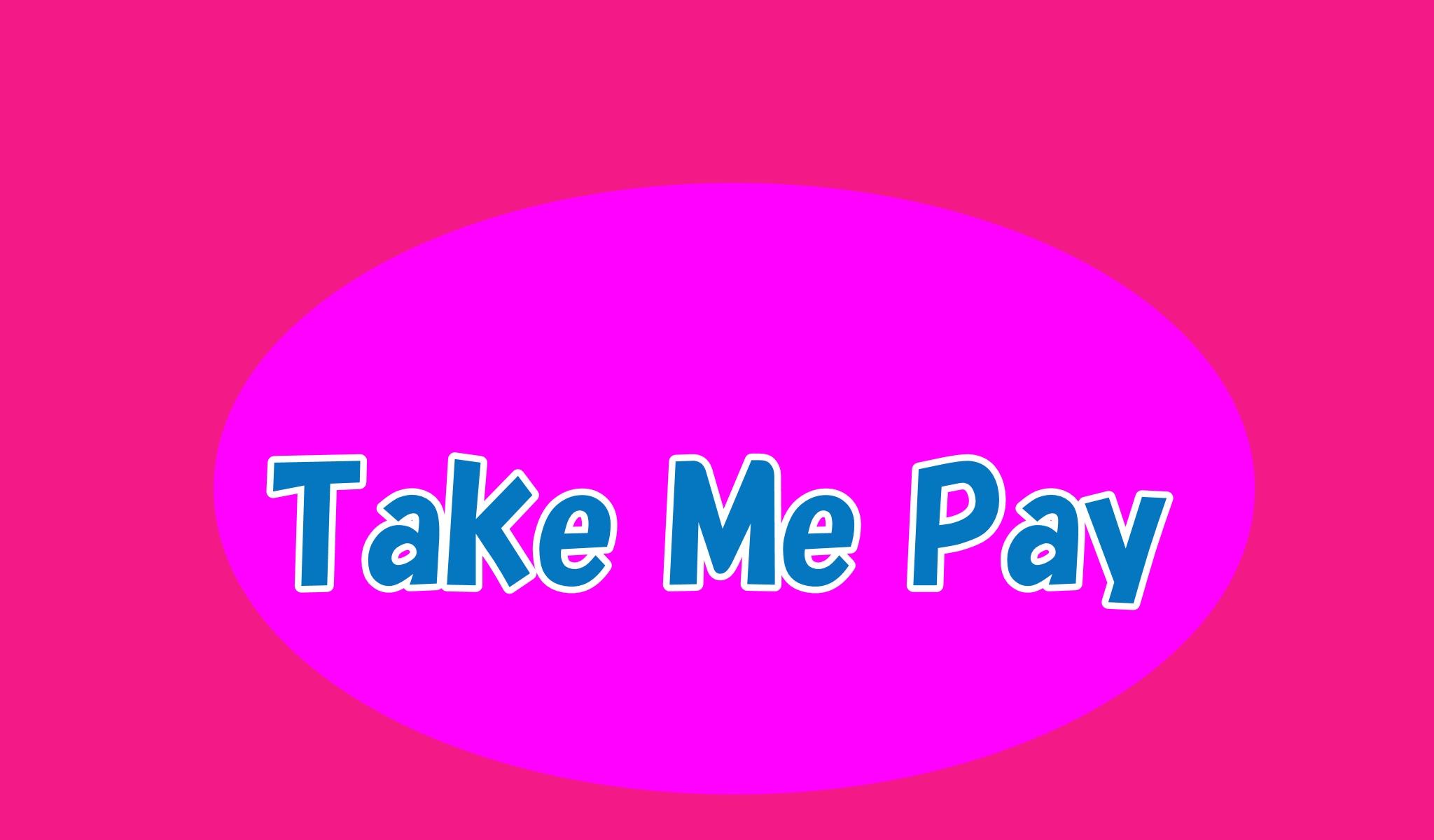 Take Me Pay導入